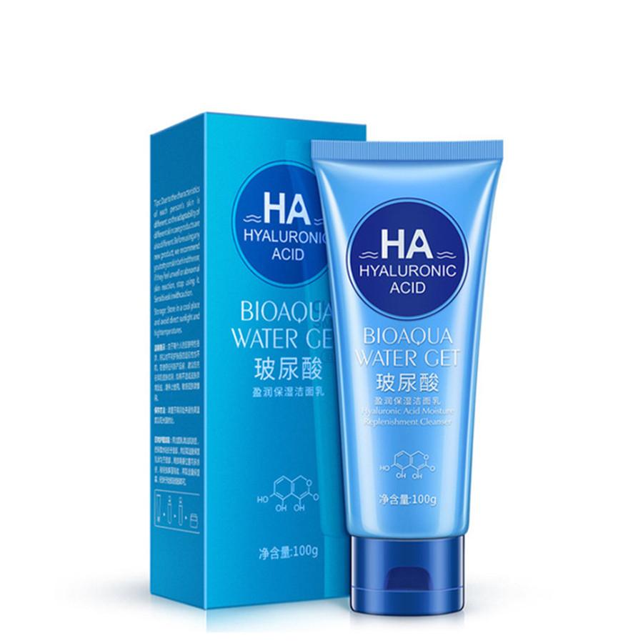 Makeup ulta-Intensive Hydrating Hyaluronic Acid Facial Cleanser